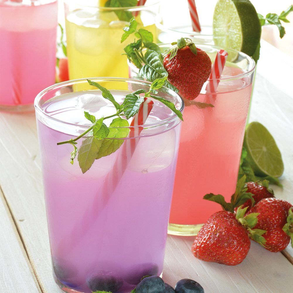 Colourful Beverages with flavors, Generalbev.eu